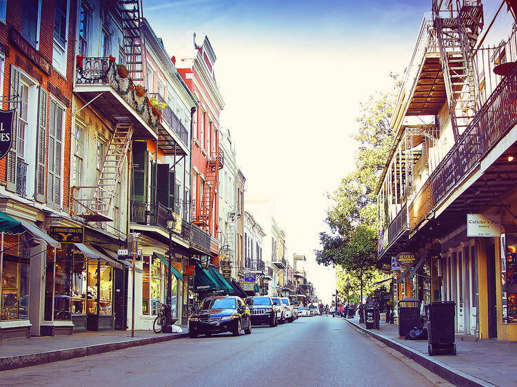 weekend rental homes new orleans